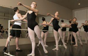 Adult Ballet at DanceWorks Performing Arts