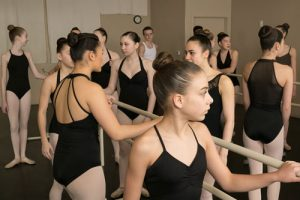 Vancouver City Ballet Nutcracker auditions