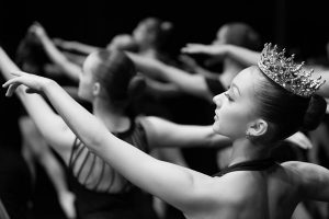 Ballet warm ups with Vancouver City Ballet & DanceWorks Performing Arts