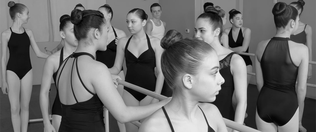 Vancouver City Ballet & DanceWorks Performing Arts Nutcracker Auditions
