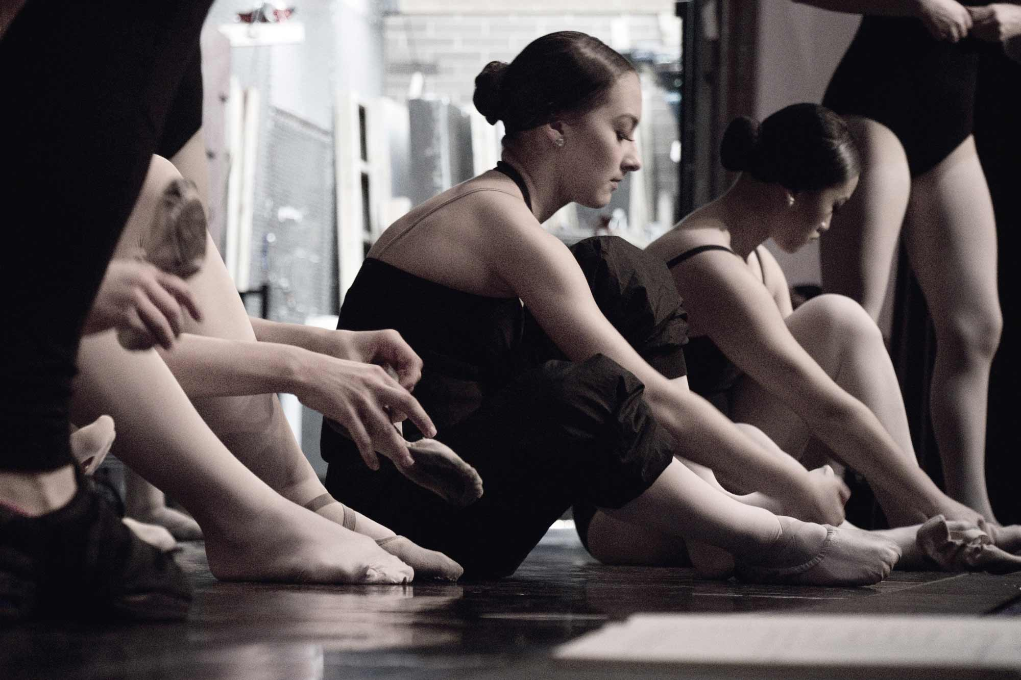 About Adult Ballet Classes at DanceWorks in Vancouver WA