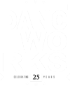 DanceWorks Performing Arts Retina Logo