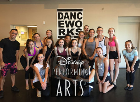 Disney-Master-Class-DanceWorks-Performing-Arts