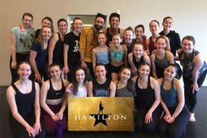 DanceWorks Performing Arts Master Classes
