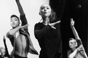 Contemporary 6 Week Session at DanceWorks Performing Arts