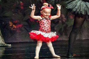 DanceWorks Performing Arts Kids Dance Classes