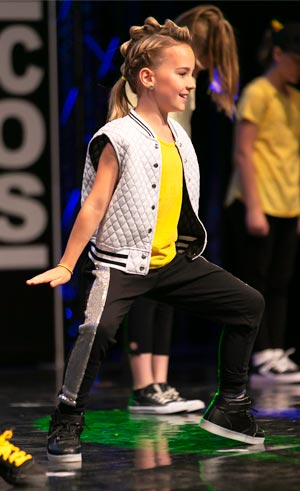 Hip Hop Dance Classes at DanceWorks in Vancouver WA