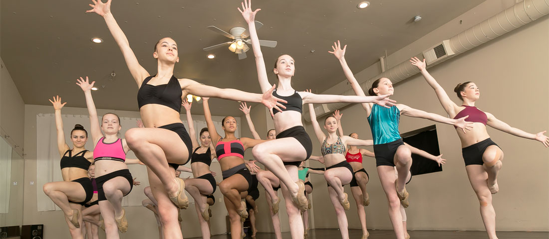 Jazz Dance Classes at DanceWorks in Vancouver WA