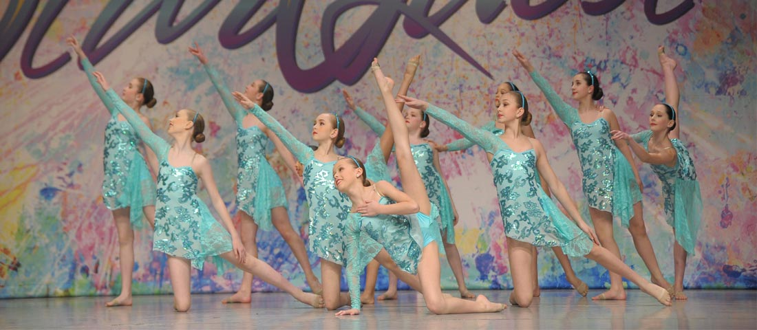 Lyrical Dance at DanceWorks in Vancouver WA