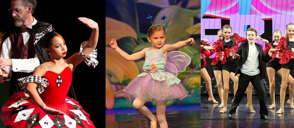 Performances at DanceWorks Performing Arts