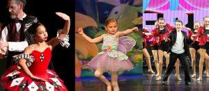 Performances at DanceWorks Performing Arts