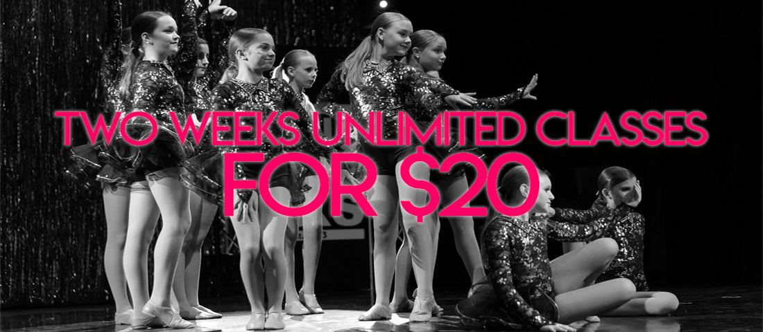 Unlimited Class Pass at DanceWorks WA